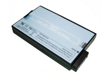 China Ersatz-Philipss Mp20 Ion MP30 MP40 MP50 MP60 M4605A der Monitor-Batterie-10.8V 7800mAh Li fournisseur