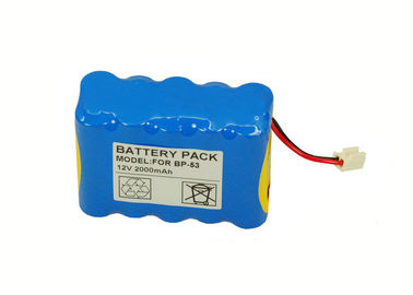 China Infusions-Pumpen-Batterie 12V 2000mAh NI-MH für TOP-5300 TOP-3300 TOP-2200 fournisseur