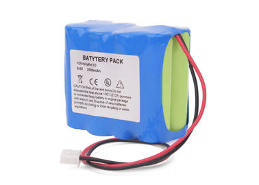 China 9.6V für Infusions-Pumpen-Batterie Nimh 2000mah Kellymed ZNB-XD Akkus  fournisseur