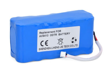 China Lithium-Ionen-Batterie-Satz 5800mAh 11,1 V für optisches Impulsreflektometer E-I AV6413 fournisseur